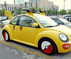 I think this slug bug would be worth like 10 points!
