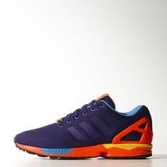 675d4d9d54e28 adidas ZX Flux Shoes - Purple