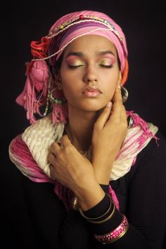 """The Gypsy of Ceylon"" Photographer: Sham Jolimie"