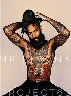 Male Natural Hair Inspiration part I ( /r/NaturalHair ) Black Men Beards, Handsome Black Men, Black Is Beautiful, Gorgeous Men, Dreadlocks Men, Beautiful Dreadlocks, Dreadlock Styles, Black Men Hairstyles, Natural Hair Styles