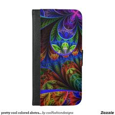 pretty cool colored abstract case