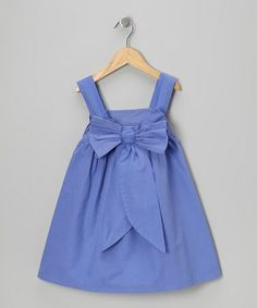 Take a look at this Hyacinth Bow Jumper - Girls by Cotton Caboodle on #zulily today!