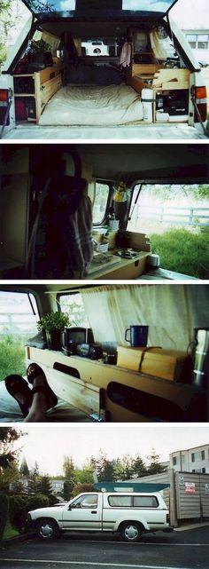 30+ Comfy RVs Camper Van Conversion Inspirations on A Budget