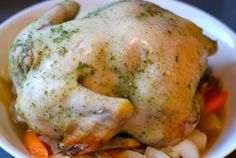 Paleo crockpot chicken and veggies.  Award-Winning Paleo Recipes | Nom Nom Paleo