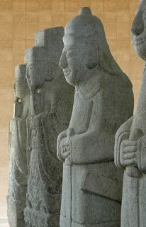 Korean ancient sculpture