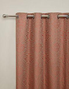 Mythology Jacquard Eyelet Curtains | M&S