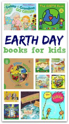 Earth Day is April 22nd but these books work year round. They focus on real ways kids can change their habits and help the environment, on how and why we should recycle and provide cautionary tales about what could happen if we don't. Earth day books ? Yes but they are everyday books too.>> No Time for Flashcards