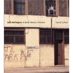 Jock McFadyen: A Book About a Painter - new copies are available on Amazon from £36.42