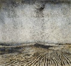 'Die Sechste Posaune' (The Sixth Trumpet), painting by Anselm Kiefer Anselm Kiefer, Claude Monet, Museum Of Modern Art, Oeuvre D'art, Les Oeuvres, Statues, Landscape Paintings, Contemporary Art, Abstract Art