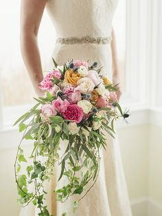 Gorgeous floral wedding inspiration | Photo by  Krista A Jones Photography