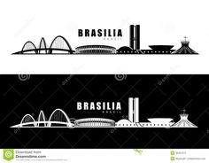Brasilia Skyline Stock Photos - Image: 32421073