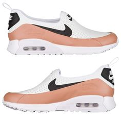 cheap for discount 520cf df040 NIKE AIR MAX 90 ULTRA 2.0 EZ WOMEN s RUNNING WHITE - DUSTED CLAY - BLACK  NEW US  Nike  RUNNING