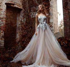 Vestidos Paolo Sebastian - Naked dress fantasy dreammy