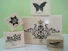 Stampin' Up! bliss