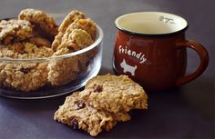 Fragrant oat cookies - so healthy and easy