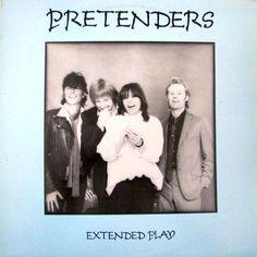 Pretenders Extended Play - vinyl LP