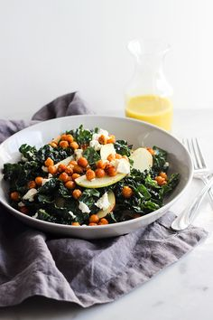 Kale Salad with Cris