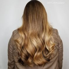 Aw Honey Honey Second Session Full Head Hand Painted Blonding 120g Of Lightener And 60g Of Gloss Later Swipe To See The