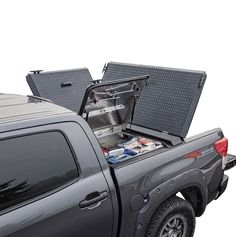 Tonneau Covers World ships the 2018 Toyota Tacoma DiamondBack 270 Tonneau Cover fast and free within the lower 48 United States. Take advantage of our product experts, image galleries, and legendary customer service to get the right part with no hassle. New Trucks, Custom Trucks, Lifted Trucks, Pickup Trucks, Custom Truck Beds, Dodge Trucks, Truck Bed Storage, Vehicle Storage, Diy Storage