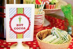Buddy the ELF Christmas Party! | | Kara's Party IdeasKara's Party Ideas