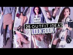 LOOKBOOK ♡ 25 OUTFITS FOR EVERY SEASON | Lilisimply - YouTube