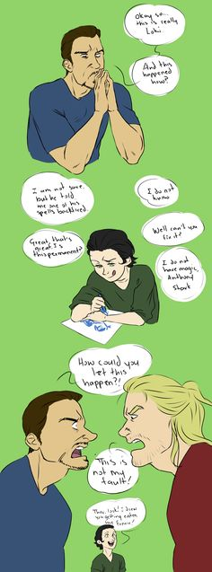 """//Part 2 - Backfire - Young!Loki//  """"This is how I show my love for you, brother!"""""""