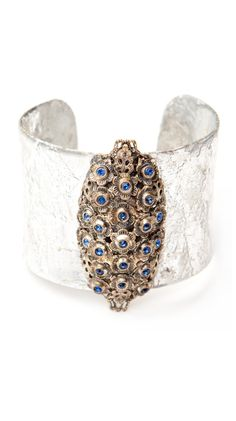 Simone Vintage Cuff by Evocateur
