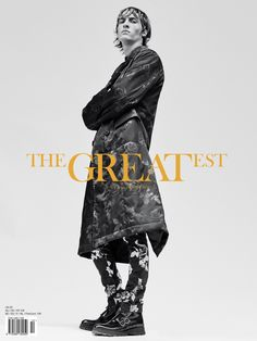 THE GREATEST #10 - THE AWAKENING ISSUE - PHOTO LAURA SCIACOVELLI - FASHION EDITOR MATTEO GRECO - MODEL TIM DIBBLE at SUCCESS - HAIR DANIELA MAGGINETTI at CLOSE UP MILANO - MAKE UP LUCA CIANCIOLO at CLOSE UP MILANO - CASTING DIRECTOR STEFANIA PERNA - TOTAL LOOK #DIOR HOMME