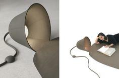 Blog Esprit Design Toga la chaise dans le vent par Reut Rosenberg » Blog Esprit Design
