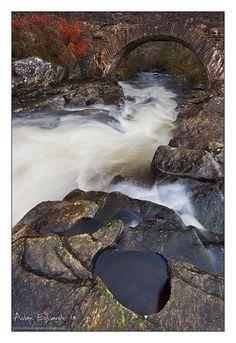 Dochart Flow, Stirling, Scotland