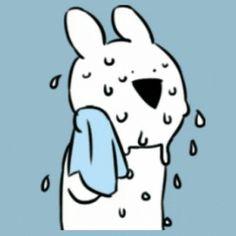 귀여운 카톡 이모티콘 추천 / 오버액션 토끼 : 네이버 블로그 My Character, Character Design, Animation Reference, Cartoon Characters, Fictional Characters, Tecno, Cute Stickers, Emoticon, Manhwa