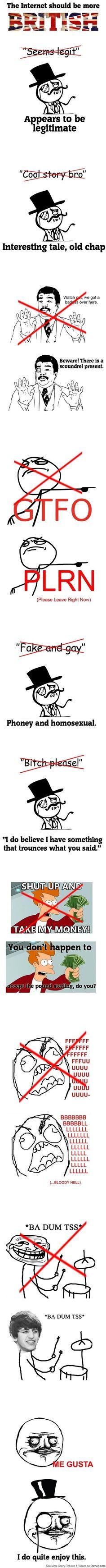 funny image, internet, memes, british