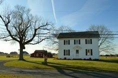 Historic Dey farm is open the first Sunday of every month.  The farm is used for historical celebrations.