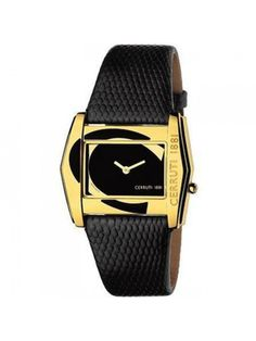 Women Black Dial Color Analog Watch - Cerruti is an international fashion brand that has been bringing style and quality forms a class of its own. Cerruti creates inspiring styles made from high-quality materials with great attention to detail.