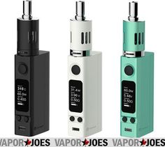 Shop BesteCigMade.com for the best Vaping products! Vapor Joes - Daily Vaping Deals: ROLLOUT: THE JOYETECH EVIC VT MINI KIT - $56.99
