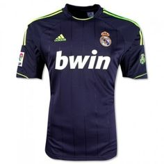 Camiseta del Real Madrid 2ª Equipación 2012 2013 Real Madrid 747e949f4ed