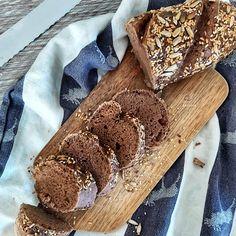 Tapas, Pan Integral, Banana Bread, Desserts, Food, Bread Recipes, Deserts, Rye Bread, Brioche