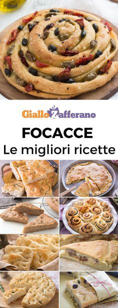 Genovese, barese, ripiena, arrotolata, farcita, al formaggio: quanti modi ci sono per fare la focaccia? Soffici e appetitose, le focacce sono una morbida tentazione alla quale non si può resistere! #focaccia #focacciagenovese #focacciabarese #lievitati #italianfood #focacciabread #flatbread #giallozafferano [Easy focaccia bread recipe]