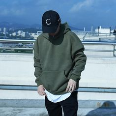 None Solid Loose Yes Thick Batwing Sleeve Cotton Hip Hop Men And Clothing South Fashion Students Hooded The Winter Street Dance