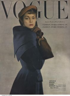 Cover: Vogue Page 1