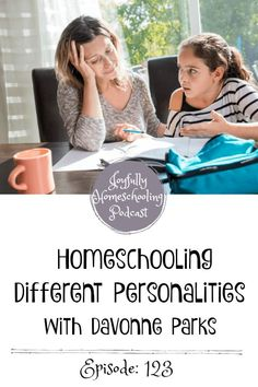 Are you homeschooling different personalities? We understand! Today we are talking all about homeschooling that child who is so different from your easier kiddos.You can do this! Homeschool Blogs, Homeschooling, Park Joy, Work From Home Moms, Parenting Advice, You Can Do, Lesson Plans, My Best Friend, I Am Awesome