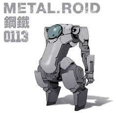 ArtStation - Metal.Roid 0113, IL KIM