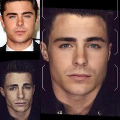 21 Celebrities Who Should Definitely Have A Baby Together - DIBS ON ZAC EFRON/COLTON HAYNES MIX