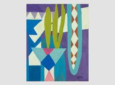 Gillian Ayres Nooroo II, 2012. Oil on canvas 50.5 x 40.5 cm