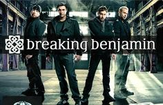 """A really great rock band called """"Breaking Benjamin"""" Music Love, Music Is Life, My Music, Breaking Benjamin, Rock Music Quotes, Singing Quotes, Song Quotes, Music Album Covers, Music Albums"""
