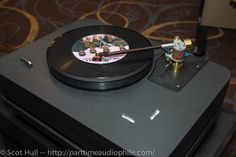 CAF 2013: Most Impressive Product — Saskia II Turntable | Part-Time Audiophile | By Scot Hull