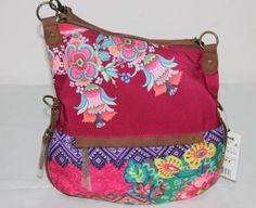 PU Desigual Women embroidered ladies small handbag messenger Shoulder Bag in Clothes, Shoes & Accessories, Women's Handbags | eBay