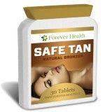 SAFE TAN Tanning Tablets - 30