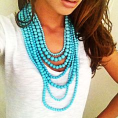 We have this necklace available at EnemyChic Boutique!