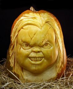 16 BEST EVER Pumpkin Carvings - Ideas For Halloween